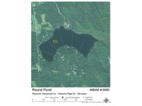 Property for sale at 0 Packard Road, Plymouth,  Maine 04969