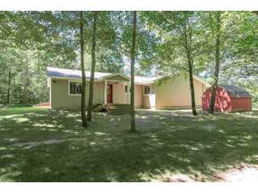 Property for sale at 1320 Birch Ridge Rd, Gladwin,  Michigan 48624