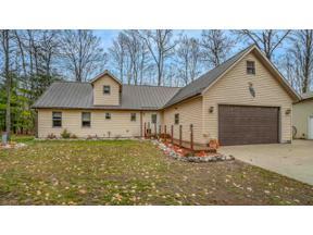 Property for sale at 5331 Heron Cove Dr, Beaverton,  Michigan 48612