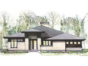 Property for sale at 49465 VILLA DR, Novi,  Michigan 48374