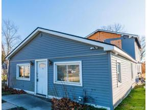 Property for sale at 29151 PICKFORD ST, Livonia,  Michigan 48152