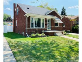 Property for sale at 8149 ROBINSON AVE, Allen Park,  Michigan 48101