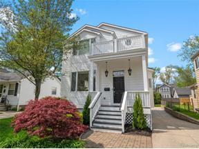 Property for sale at 787 HUMPHREY AVE, Birmingham,  Michigan 48009