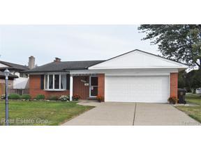 Property for sale at 4103 Ponderosa ST, Trenton,  Michigan 48183
