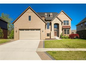 Property for sale at 41829 STEINBECK GLN, Novi,  Michigan 48377