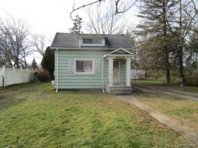 Property for sale at 135 N WALTON ST, Westland,  Michigan 48185