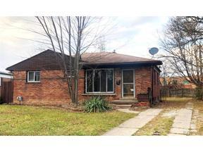 Property for sale at 31658 GRANT ST, Wayne,  Michigan 48184