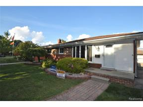 Property for sale at 1779 W Longmeadow RD, Trenton,  Michigan 48183