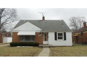 Property for sale at 8331 PARK AVE, Allen Park,  Michigan 48101