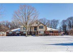 Property for sale at 22822 Vasilios CRT, Novi,  Michigan 48374
