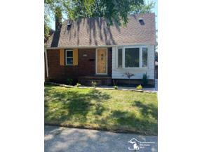 Property for sale at 9860 HUBERT AVENUE, Allen Park,  Michigan 48101