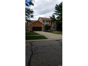 Property for sale at 2039 MILLSTREAM DR, Wixom,  Michigan 48393