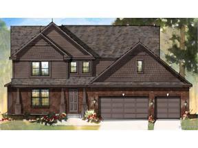 Property for sale at 33437 Capri Court, Livonia,  Michigan 48152