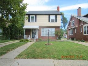Property for sale at 13663 EDMORE DR, Detroit,  Michigan 48205