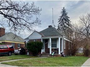 Property for sale at 18300 FERGUSON ST, Detroit,  Michigan 48235