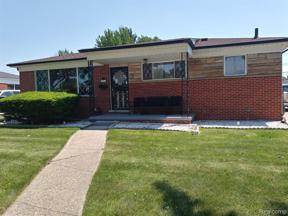 Property for sale at 28218 GILBERT DR, Warren,  Michigan 48093
