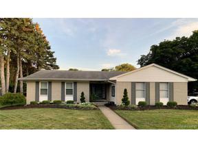 Property for sale at 36291 CLARITA ST, Livonia,  Michigan 48152