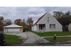 Property for sale at 317 KENILWORTH ST, Detroit,  Michigan 48202