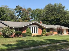 Property for sale at 37044 PORTER ST, Romulus,  Michigan 48174