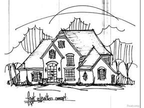 Property for sale at 28910 WINTERGREEN, Farmington Hills,  Michigan 48331