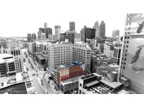Property for sale at 1529 BROADWAY ST 5 5, Detroit,  Michigan 48226