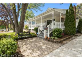 Property for sale at 729 HORTON ST, Northville,  Michigan 48167