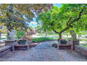 Property for sale at 3274 QUAIL RIDGE CIR, Rochester Hills,  Michigan 48309