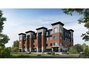 Property for sale at 250 E WASHINGTON ST 121 121, Milford Vlg,  Michigan 48381