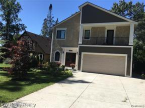 Property for sale at 2358 GARLAND, Sylvan Lake,  Michigan 48320