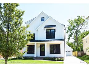 Property for sale at 1479 STANLEY BLVD, Birmingham,  Michigan 48009