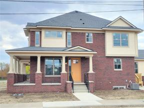 Property for sale at 1405 W CANFIELD ST, Detroit,  Michigan 48208