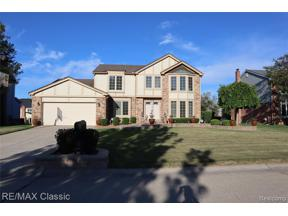 Property for sale at 17732 Farmcrest CRT, Northville,  Michigan 48168