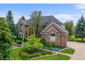 Property for sale at 9065 COREY CRT, Plymouth,  Michigan 48170