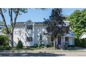 Property for sale at 358 Maple ST, Plymouth,  Michigan 48170