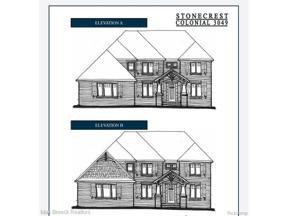 Property for sale at 22423 Montebello Court, Novi,  Michigan 48375