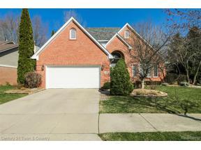 Property for sale at 25811 Abbey DR, Novi,  Michigan 48374