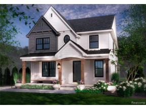 Property for sale at 1739 BANBURY ST, Birmingham,  Michigan 48009