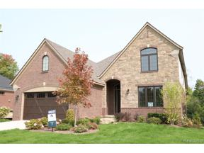 Property for sale at 11738 TUSCANY CRT, Plymouth Twp,  Michigan 48170