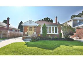 Property for sale at 6821 KINGSBURY ST, Dearborn Heights,  Michigan 48127