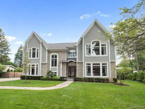 Property for sale at 899 WOODLEA ST, Birmingham,  Michigan 48009