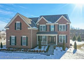 Property for sale at 50759 DENALI CRT, Novi,  Michigan 48374