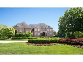 Property for sale at 47525 CAPRI CRT, Novi,  Michigan 48167