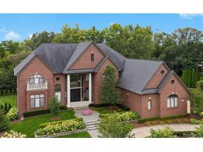 Property for sale at 20838 MAYBURY PARK DR, Novi,  Michigan 48167