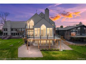 Property for sale at 2474 Pontiac DR, Sylvan Lake,  Michigan 48320