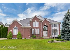 Property for sale at 947 Majestic DR, Rochester Hills,  Michigan 48306