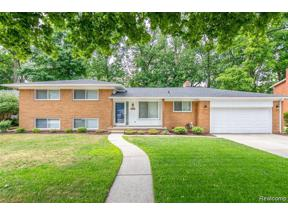 Property for sale at 34037 BURTON LN, Livonia,  Michigan 48154