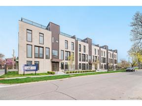 Property for sale at 1454 Townsend St  31 31, Detroit,  Michigan 48214