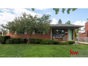 Property for sale at 8129 LINDA ST, Warren,  Michigan 48093
