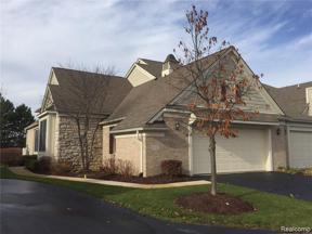 Property for sale at 16745 LYONHURST CIR, Northville Twp,  Michigan 48168