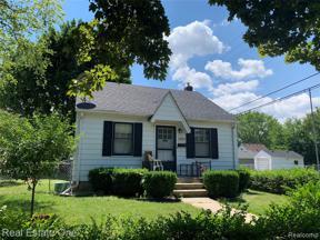 Property for sale at 14997 PARIS ST, Allen Park,  Michigan 48101